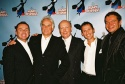 Stephen Mear, Richard Eyre, Julian Fellowes, George Stiles and Anthony Drewe