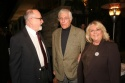 Geffen Playhouse Producing Director Gil Cates with Dick Van Dyke and wife Michelle