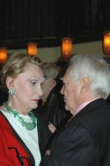 Sian Phillips and George Grizzard