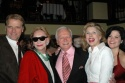 David Rasche, Sian Phillips, George Grizzard, Christine Baranski and Diane Davis