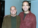 Producer Jayson Raitt and Composer David Kirshenbaum