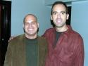 Producer Jayson Raitt and Composer David Kirshenbaum