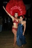 Irene Aram and Daphne Rubin-Vega