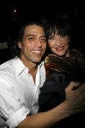 Richard Amaro and Chita Rivera