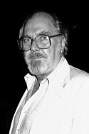 Robert Altman attending a party celebrating the release of Time Bandits at the Underground Disco in New York City, January 4, 1981