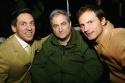 Michael Berresse, Andy Zerman and Jeff Bowen