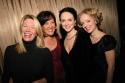 Marin Mazzie, Karen Ziemba, Melissa Errico and Nancy Anderson