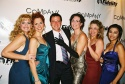 Elizabeth Stanley, Kelly Jeanne Grant, Raul Esparza, Leenya Rideout (Jenny), Heather Laws (Amy) and Angel Desai