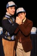 Christopher Fitzgerald and Jeremy Shamos Photo