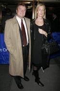 Steve Kroft and guest