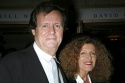 David Hare and Nicole Farhi