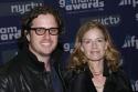 Davis Guggenheim and Elisabeth Shue Photo
