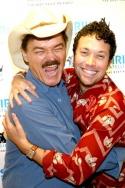 Randy Jones and Josh Zuckerman
