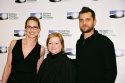 Stephanie March, Judy Shepard (Matthew Shepard Foundation, Executive Director) and Joshua Jackson