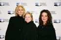 Judith Light, Judy Shepard and Stockard Channing