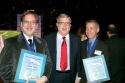 Michael Korie, Marvin Hamlisch and Scott Frankel Photo