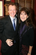 Bob Martin and Lucie Arnaz