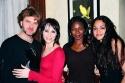 Kevin Anderson (Taylor Collins), Eden Espinosa (Brooklyn), Ramona Keller (Paradice) a Photo