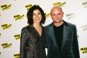 Amanda Posey and Nick Hornby (High Fidelity is based on his novel)