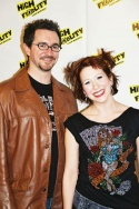 Sean Nowell and Kirsten Wyatt