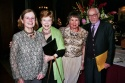 Ruth M. Feder, Anne Jackson, Helen S. Tucker and Eli Wallach