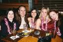 Marcia Diamond, Steve Diamond, Michelle Bossy, Katie Simon and Amber Ford Photo