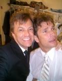 Jim Caruso and Brian Lane Green