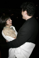 Krysta Rodriguez and Michael Mayer