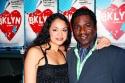 Karen Olivo and Cleavant Derricks Photo