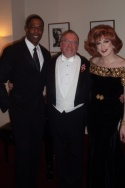 Michael McElroy, Gary Miller and Charles Busch
