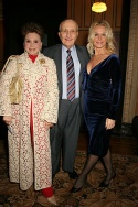 Cindy Adams, Phil Smith and Tricia Walsh-Smith Photo