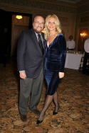 James Lipton and Tricia Walsh-Smith