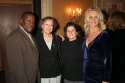 Tazewell Thompson, Bobbie Bartucca, Jodi Carter and Tricia Walsh-Smith Photo
