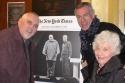 Jim Brochu, Steve Schalchlin, and Charlotte Rae Photo