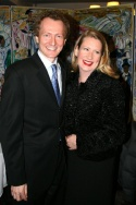 Bob Martin and Janet Van De Graaff