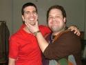 John Cariani and Jordan Gelber Photo
