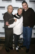 Alvin Epstein, Elizabeth Franz and Alfred Molina