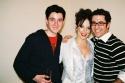 Aaron Mark (Associate Director/Producer), Leslie Kritzer and Ben Rimalower