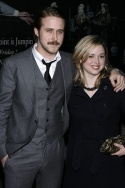 Ryan Gosling and Mandy Gosling