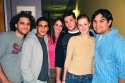 Jeff Marx, Sherin Parikh, Brooke DiMarco, Joe Smith, Melissa Johnson and Robert Lopez
