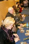 Christine Ebersole, Mary Louise Wilson, John McMcMartin, Michael Pitt, Kelsey Fowler, Sarah Hyland, Bob Stillman and Matt Cavenaugh