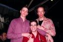 Happy Hour Comedy Trio, Matthew Morgan, Mark Gindick and Ambrose Martos