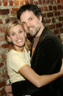 Jenn Colella and Jeb Brown Photo