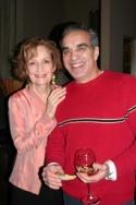 Jennifer Harmon (Mrs. Winemiller) and Mateo Gómez (Papa Gonzales) Photo