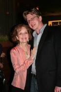 Jennifer Harmon and Maxwell Williams (Associate Director) Photo