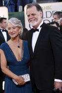 Helen Mirren and husband Taylor Hackford