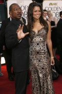 Eddie Murphy and Tracey Edmonds