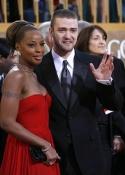 Mary J. Blige and Justin Timberlake Photo