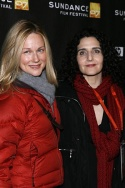Laura Linney and Tamara Jenkins
