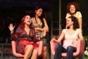 Andrea Burns, Karen Olivo, Mandy Gonzalez and Janet Dacal Photo